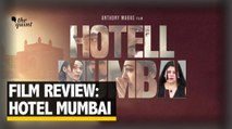 Hotel Mumbai Film Review | RJ Stutee Review Hotel Mumbai Based on 26/11 | The Quint