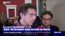 """Affaire Kulik: """"Il ne peut y avoir de processus scientifique pour reconnaître une voix"""", insiste l'avocat de Willy Bardon"""
