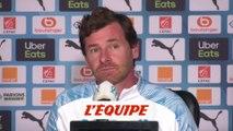 André Villas-Boas tacle Isaac Lihadji - Foot - L1 - OM