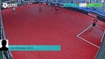But de Equipe 1 (6-0)