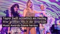 Selena Gomez, Taylor Swift und Shawn Mendes erleben auf der Bühne die schönsten Momente der American Music Awards