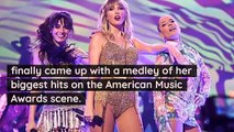Selena Gomez, Taylor Swift, Shawn Mendes on stage: relive the best moments of the American Music Awards