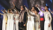 Amitabh Bachchan Pays Tribute To the 26/11 Martyrs