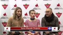 Novice Women Short  (Skaters 1 - 15) - RINK B: 2020 Skate Canada Challenge / Défi Patinage Canada