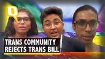 Trans community Speaks Out Against the Trans Bill