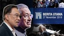 Berita TMI: Jangan campur peralihan kuasa Dr M-Anwar; lebih ramai pegawai kanan Putrajaya ditukar