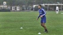 Lens-Bastia : L'avant-match avec J. Le Cardinal
