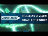 ZELDA BREATH OF THE WILD 2, et si ZELDA était aux commandes ?   AVANCE RAPIDE