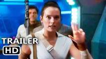 "STAR WARS 9 ""Rey uses Jedi mind trick"" Trailer"