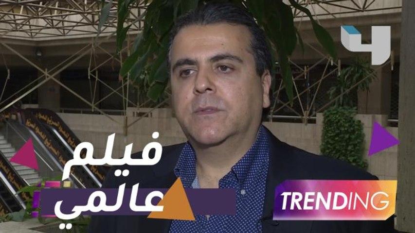 فيلم عالمي لميل جيبسون ومسلسل سعودي.. جمال سنان يكشف عن أعماله المقبلة
