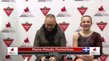 Novice Women Short - 16 - 43 - RINK B: 2020 Skate Canada Challenge / Défi Patinage Canada (2)