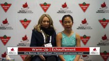 Pre Novice Women Short (Skaters 16-33) - RINK C: 2020 Skate Canada Challenge / Défi Patinage Canada