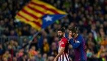تاريخ مواجهات برشلونة وأتلتيكو مدريد بالليغا