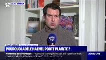 Yann Le Bras, avocat d'Adèle Haenel, explique pourquoi l'actrice a décidé de porter plainte