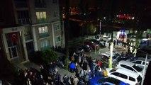 Başakşehir'de 11. kattaki evinin camından düşen lise öğrencisi öldü