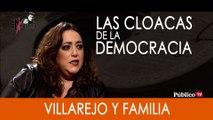 Patricia López: #EnLaFrontera288 - Patricia López: Villarejo y familia - 27 de Noviembre de 2019