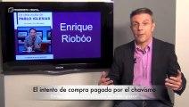 Enrique Riobóo:  'La cara oculta de Pablo Iglesias'