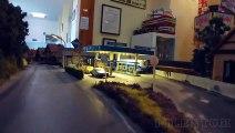Trains et Camions: Voyage en cabine sur un système de véhicules miniatures à l'échelle H0 - Une vidéo de Pilentum Télévision - Modélisme ferroviaire, trains miniatures, maquettisme et chemin de fer