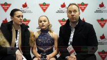 Pre Novice Women Short (Skaters 34-45)RINK C: 2020 Skate Canada Challenge / Défi Patinage Canada (2)