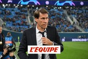 Garcia, battu aux points - Foot - C1