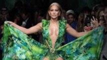 Versace Sues Fashion Nova Over Knockoff Jennifer Lopez Grammys Dress | THR News