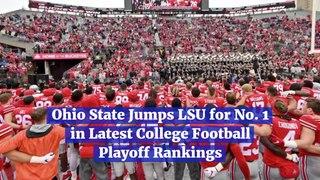 Ohio State Takes Top Spot