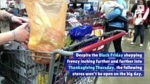 10 Stores That Will Be Closed Thanksgiving Day