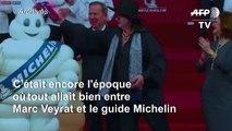 Privé de sa 3e étoile, Marc Veyrat attaque le guide Michelin en justice