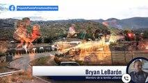 No somos antipatriotas solo queremos que detengan masacres de narcotraficantes en México: Bryan LeBarón