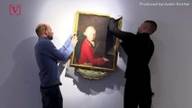 Rare Portrait of Mozart as a Child Could Bring in $1 Million at Auction
