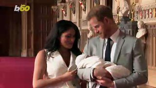 Prince Harry and Meghan Markle Receive First Christmas Present for Baby Archie