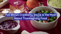 Who Likes Cranberry Sauce