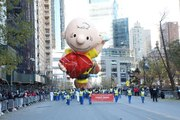 High Winds May Ground Macy's Thanksgiving Day Parade Balloons