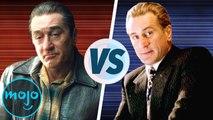 The Irishman vs Goodfellas