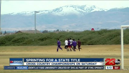 Running with the Wolves, Ridgeview chasing second straight state championship