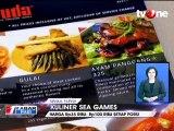Sajikan Kuliner Indonesia, Restoran Ini Obati Rindu Atlet