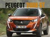 Essai Peugeot 2008 1.2 PureTech 155 EAT8 GT 2019