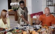 Dwayne Johnson Forgets To Invite Kevin Hart For Jumanji Thanksgiving Dinner; What Happens Next Is ROFL-Worthy