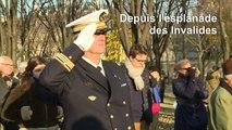 La France a rendu hommage à ses soldats tués au Mali