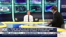 Éric Venet (Montbleu Finance): Trump met en place des droits de douanes sur l'acier et l'aluminium provenant du Brésil et d'Argentine - 02/12