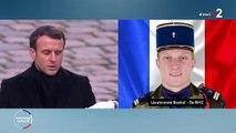 Hommage aux 13 militaires tués au Mali : Emmanuel Macron décore Pierre, le fils de Jean-Marie Bockel sous ses yeux (vidéo)