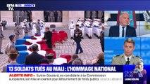 Story 1 : Hommage national aux 13 soldats français tués au Mali - 02/12