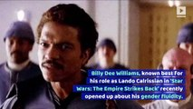 'Star Wars' Actor Billy Dee Williams Comes out as Non-Binary