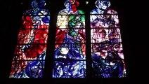 Zoom sur les vitraux de Jean Cocteau à Metz