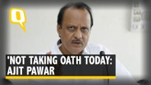 Not Taking Oath, Decision on Deputy CM to be Taken Later: Ajit Pawar