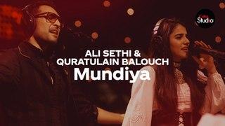 Coke Studio Season 12 | Mundiya | Ali Sethi & Quratulain Balouch