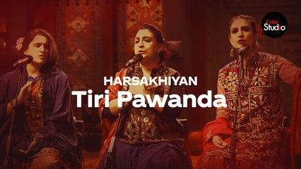 Coke Studio Season 12 | Tiri Pawanda | Harsakhiyan