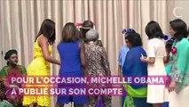 Barack Obama : son portrait de famille avec sa femme Michelle et ses filles font fondre les Américains avant Thanksgiving