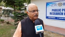 BJP leader Vinay Sahasrabuddhe speaks on upcoming Jharkhand elections