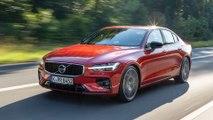 Volvo S60 T4/T8 - Verbrauchstest Benziner vs. Hybrid